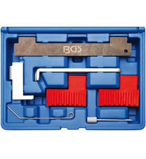 BGS Arretier Werkzeug Motor Kurbelwelle Nockenwellen Arretierung Opel 1,6 1,8