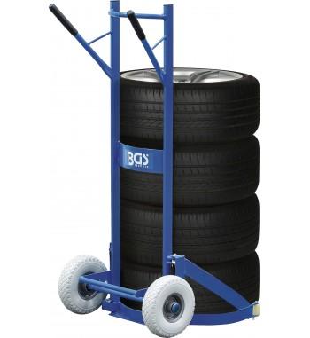 Voziček za pnevmatike, 200 kg
