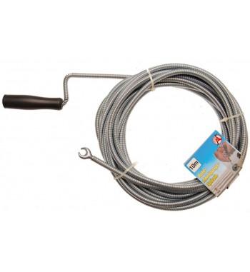 Rohr-Reinigungsspirale | 10 m