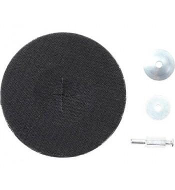 Gummistützscheibe | fi 125 mm