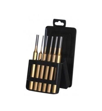 Set izbijačev, 6-delni, 150mm